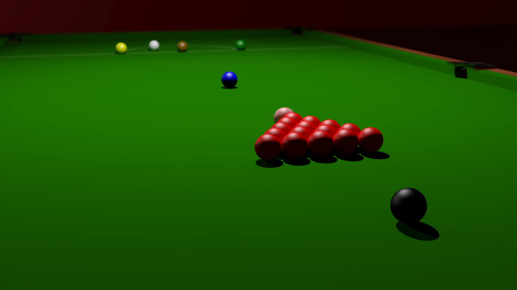 How to Set Up a Snooker Table