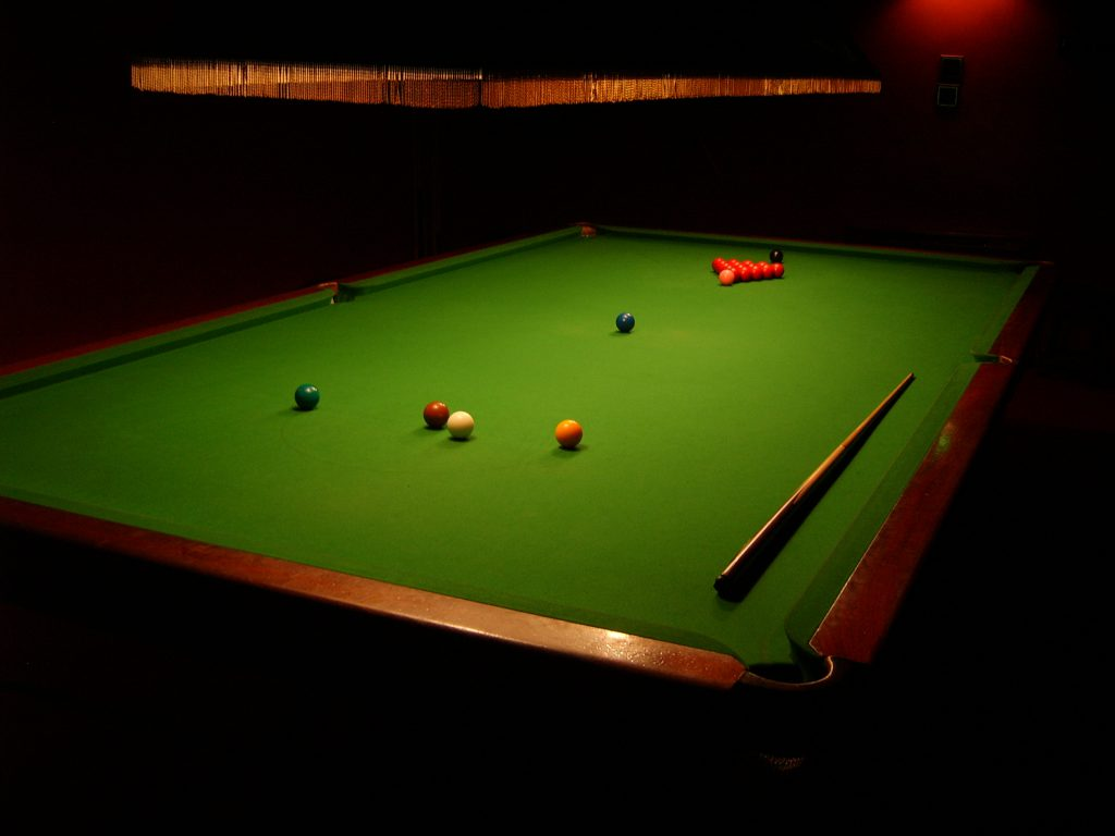 Step by Step Guide on How to Play Snooker